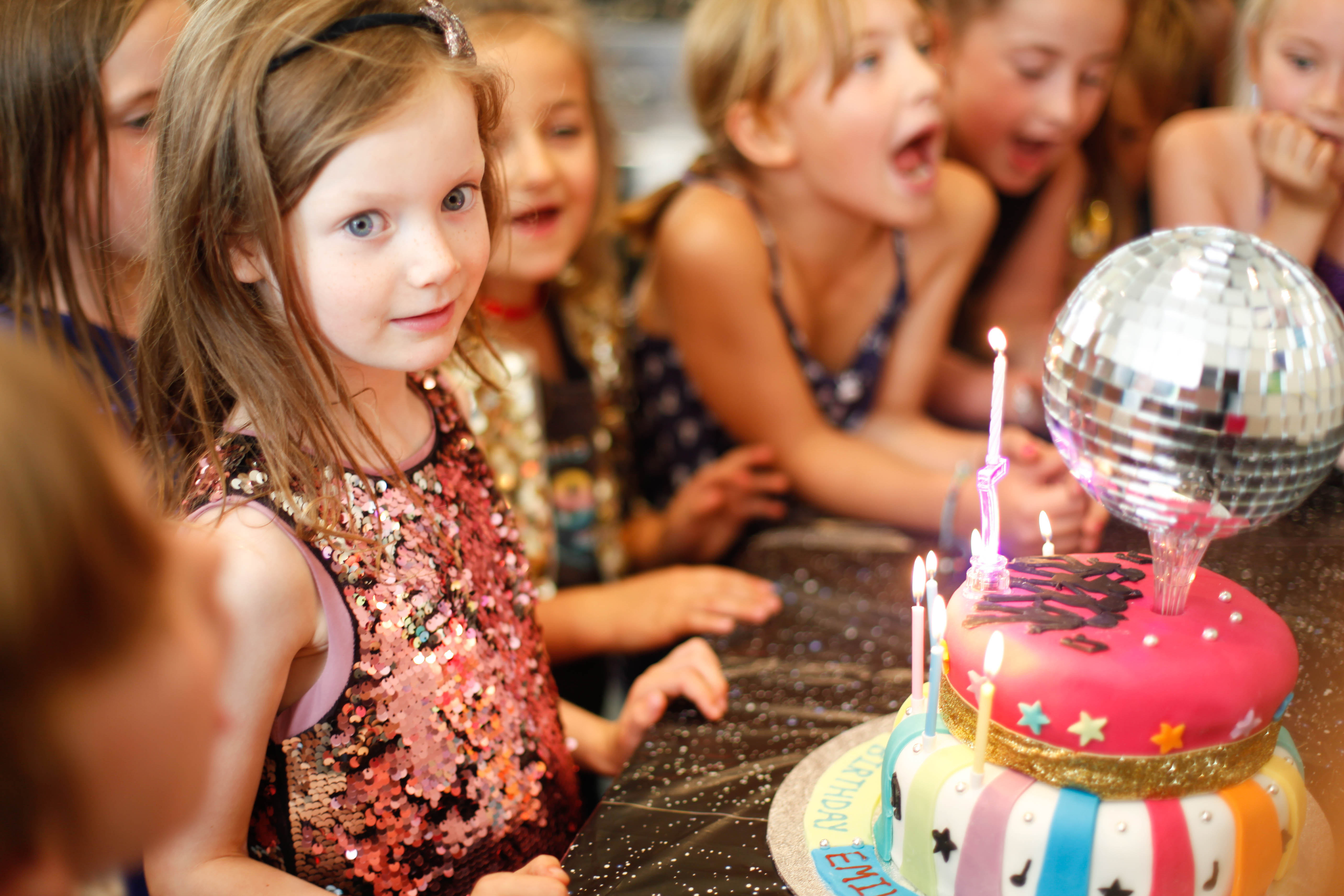 Kids Party Photography London