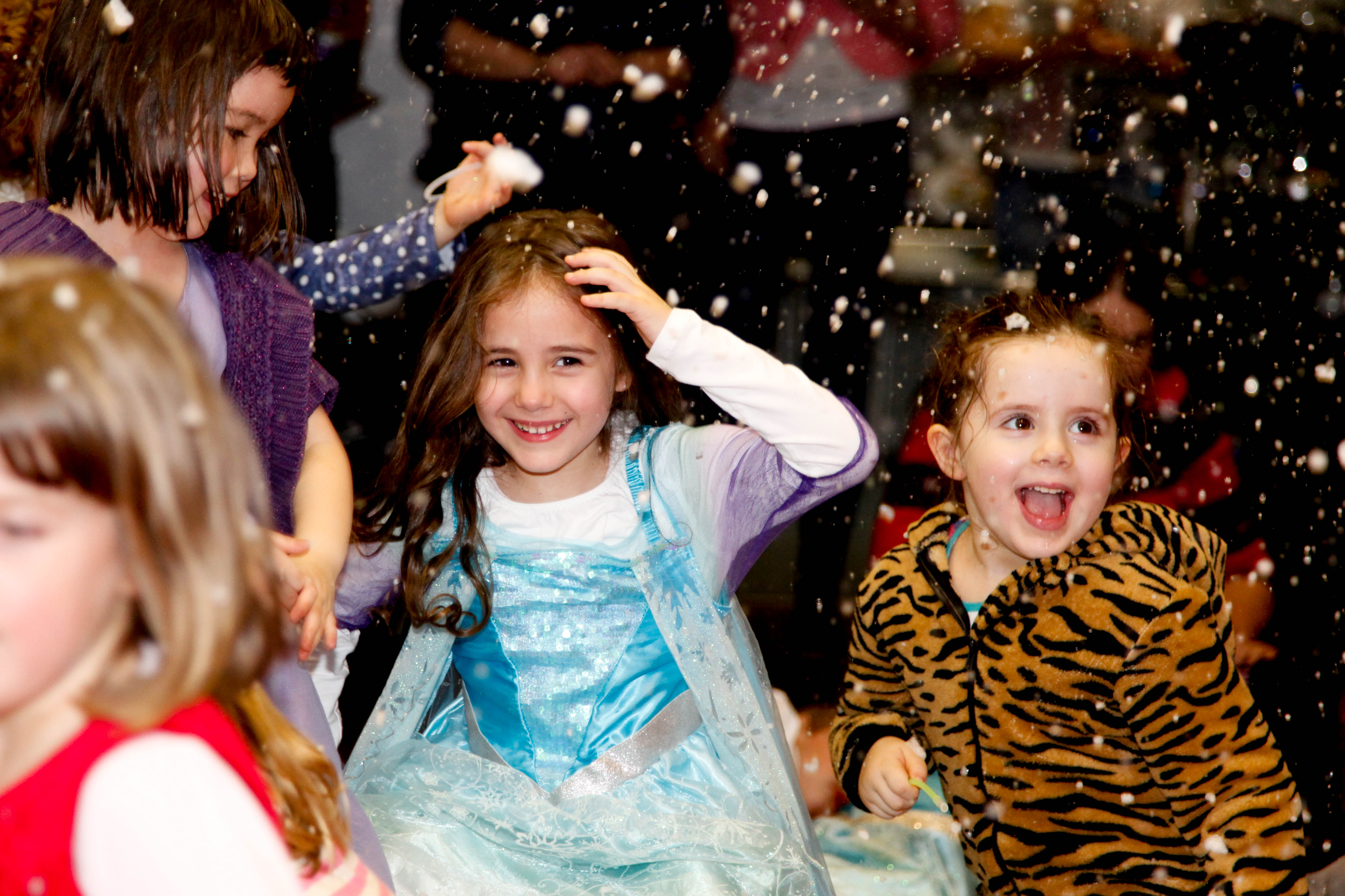 Frozen Party Photography